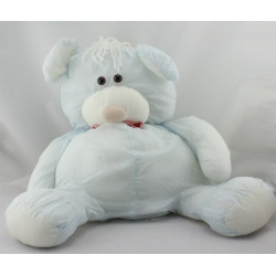 Peluche Puffalump ours bleu MY LOVELY PET