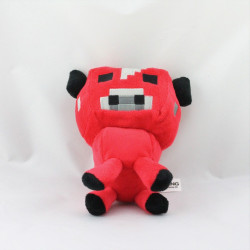 Peluche Mooshroom rouge Minecraft 2014 MOJANG
