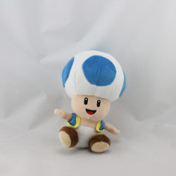 Peluche Champignon Toad Super Mario Bros NINTENDO