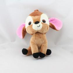 Doudou Peluche Bambi CUTIES DISNEY GIPSY