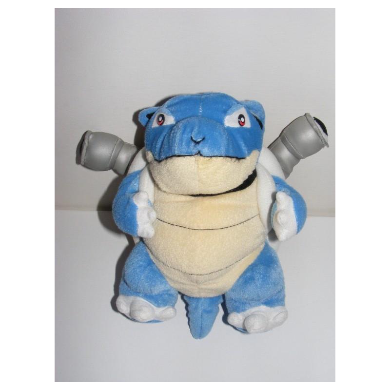 Peluche Tortank Pokemon creatures NINTENDO