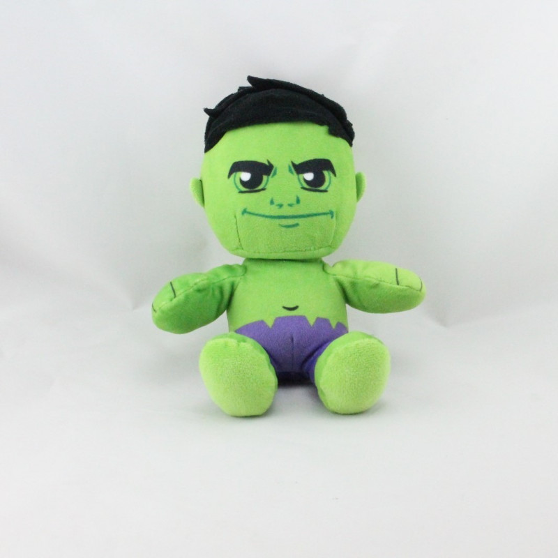 Doudou peluche Hulk Marvel NICOTOY