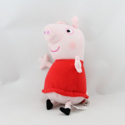 Doudou sonore cochon rose PEPPA PIG