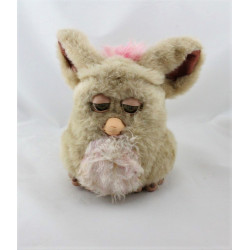 Peluche intéractive Furby beige rose TIGER HASBRO 2005