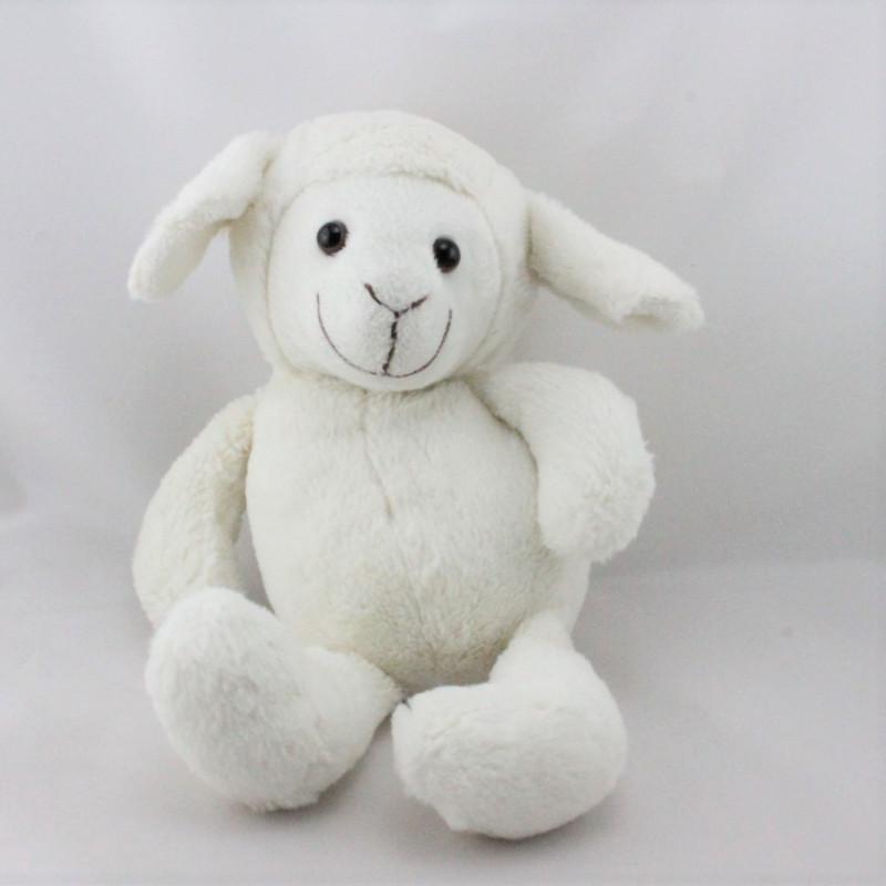Doudou mouton blanc SUNKID