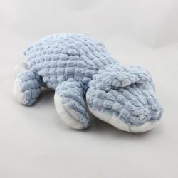 Doudou crocodile bleu Bill NOUKIE'S