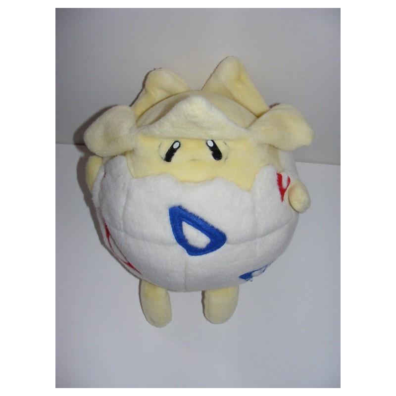 Peluche Marill Pokemon creatures NINTENDO