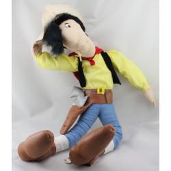 Ancienne peluche CowBoy Lucky Luke 1995