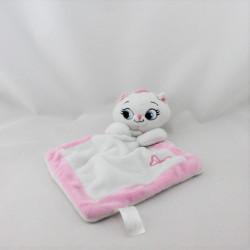 Doudou chat blanc Marie Les Aristochats DISNEY NICOTOY