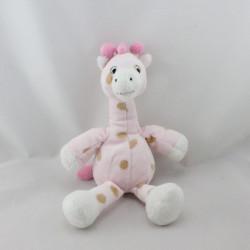 Doudou girafe rose HM - H&M H ET M