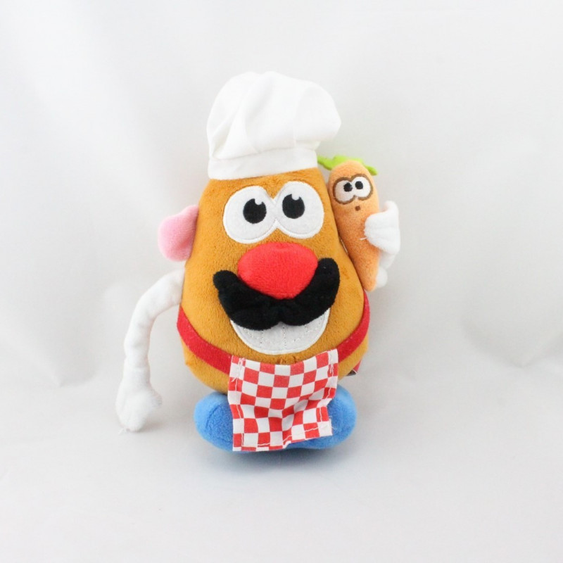 Peluche Monsieur Patate cuisinier Toys Story Play by play