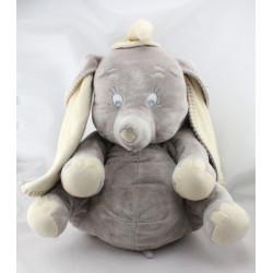 Grand Doudou Peluche Dumbo l'éléphant DISNEY