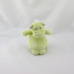 Petit Doudou dinosaure vert NICOTOY