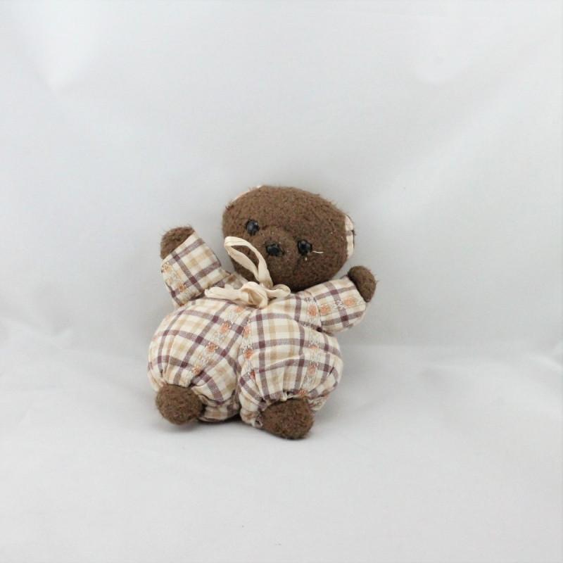 Doudou ours marron Il était une fois HISTOIRE D'OURS