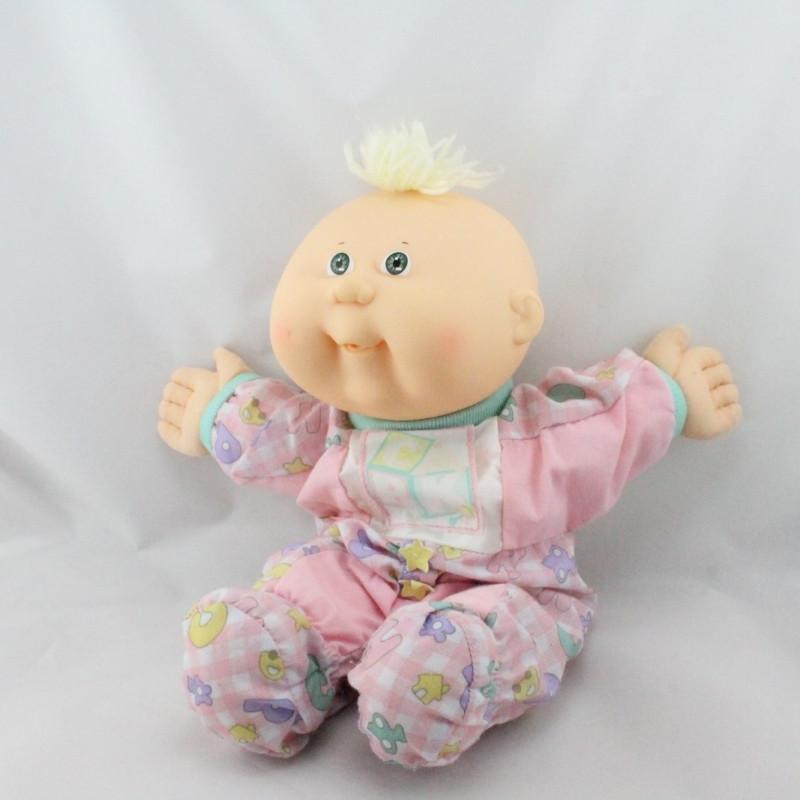 Ancienne Poupée Cabbage patch kids doll HASBRO Année 1986