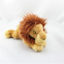Peluche le roi lion Simba Mufasa DISNEY STORE