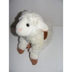 Doudou mouton blanc ANNA CLUB PLUSH