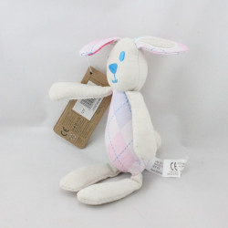 Doudou lapin Foop rabbit LITTLE BIRD SOFT TOY
