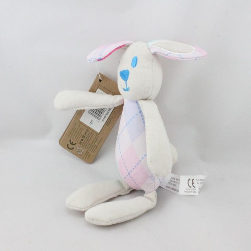 Doudou lapin Foop rabbit LITTLE BIRD SOFT TOY