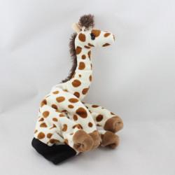 Doudou marionnette girafe HANDPUPPETS