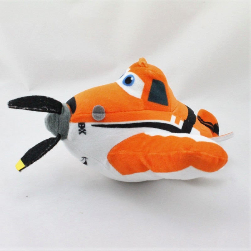 Peluche avion orange Planes Dusty DISNEY