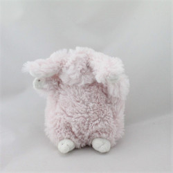 Doudou lapin rose CENTRAL VET