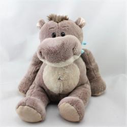 Doudou hippopotame ALTHANS CLUB
