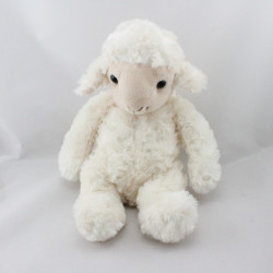Doudou peluche mouton blanc RODADOU RODA