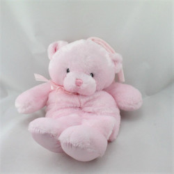 Doudou musical ours rose My First Teddy BABY GUND