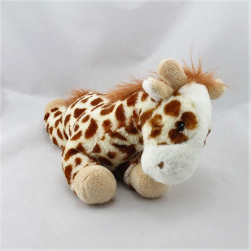 Doudou girafe WILD REPUBLIC