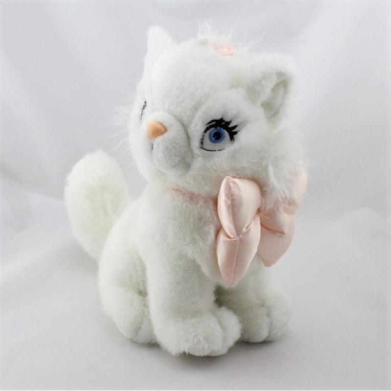 Peluche chat blanc Marie Les Aristochats DISNEYLAND