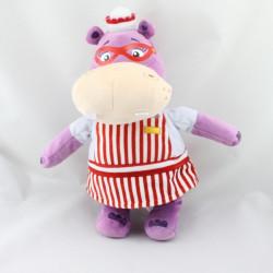 Doudou Doc McStuffins hippopotame Hallie DISNEY JUNIOR