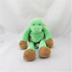 Doudou tortue vert marron GUND KIDS