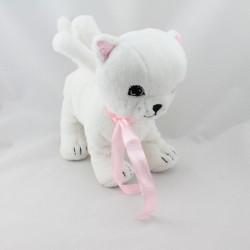 Doudou sac chien chat blanc rose H ET M H.M H&M