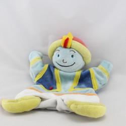 Doudou plat marionnette Prince Alladin CMP