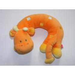 Doudou Girafe Protege cou TEX
