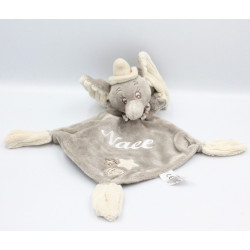 Doudou plat Dumbo l'éléphant DISNEY NICOTOY