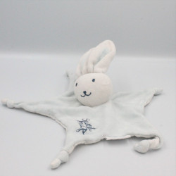 Doudou plat lapin blanc...