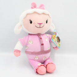 Doudou mouton rose Doc McStuffins Docteur DISNEY JUNIOR