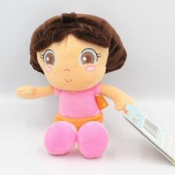 Doudou peluche Dora l'exploratrice NICKELODEON