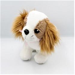 Doudou sac chien marron blanc H ET M H.M H&M