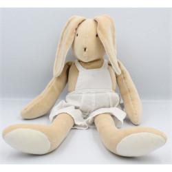 Doudou lapin beige...