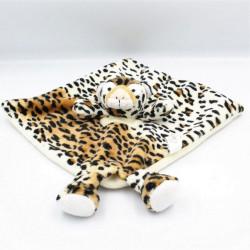 Doudou plat léopard PIA