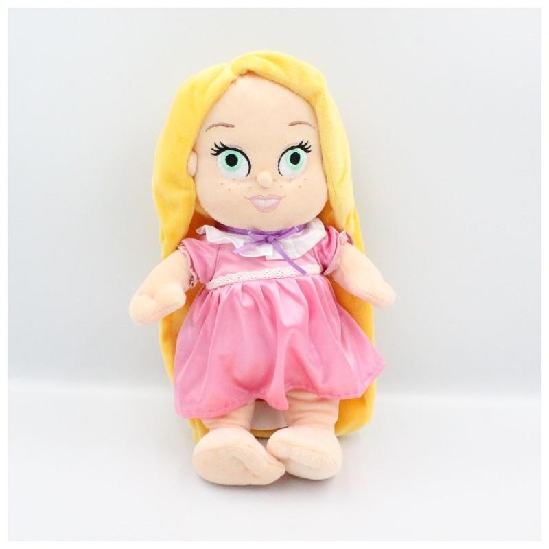 Doudou peluche princesse Raiponce Babies DISNEY PARKS