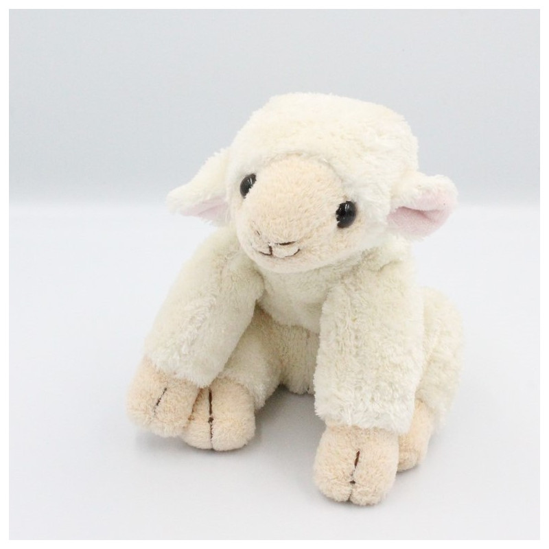 Doudou mouton blanc DANI