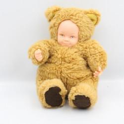 Poupée ours ANNE GEDDES