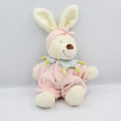 Doudou lapin blanc...
