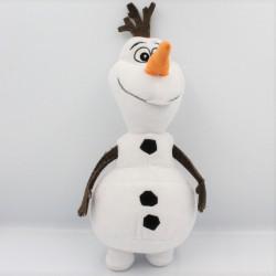 Doudou Peluche Olaf bonhomme de neige La Reine des Neiges Frozen DISNEY Nicotoy