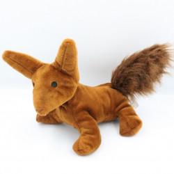 Doudou renard marron Le petit prince COTTONBLUE