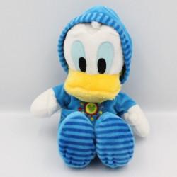 Doudou canard Donald pyjama bleu DISNEY NICOTOY